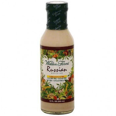 Salsa Rusa Walden Farms, 355 ml