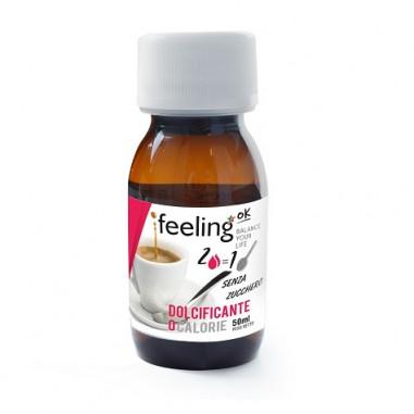 Acoçante Líquido Feelingok Sweety 50 ml