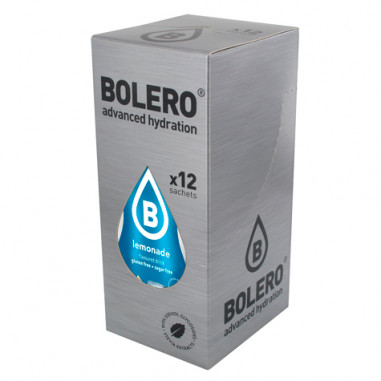 Pack 12 sachets Boissons Bolero Limonade - 10% de réduction supplémentaire lors du paiement