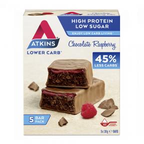 Atkins Advantage Bar Chocolate Raspberry 5x30 g