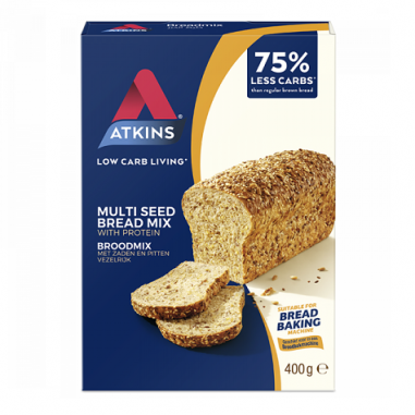 Body Attack LowCarb Bread Mix 360g