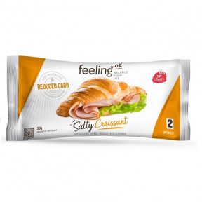 Croissant Salado FeelingOk Optimize 1 unidad 50 g