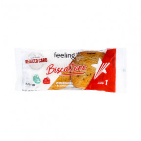 Galletas FeelingOk Biscottone Start Almendras 50 g