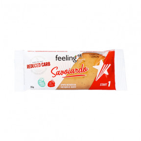 FeelingOk Vanille-Lemon Savoiardo Start Biscuit 35 g
