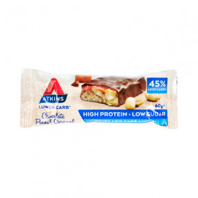 Advantage Bar goût Chocolate Peanut Caramel 60 g