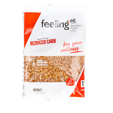 Macarrâo FeelingOk Riso Start 100 g