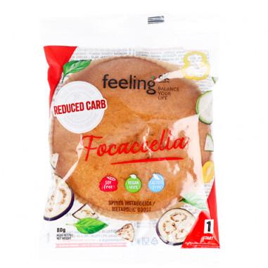 Pizza FeelingOk Focaccella Start Nature 80 g