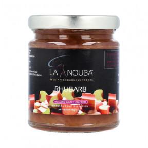 LaNouba Rhubarb Low Carb Jam 215g