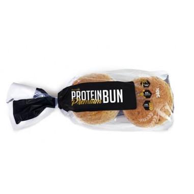 Quamtrax Hamburger Protein Bread 340g (4 units)