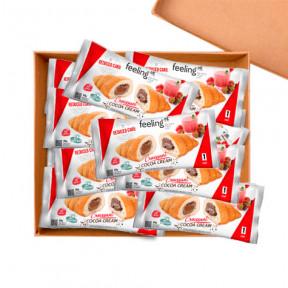 Pack 30 Croissant fourré au Chocolat Start FeelingOk