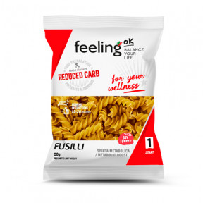 Pasta Lowcarb FeelingOk Fusilli Start 50 g