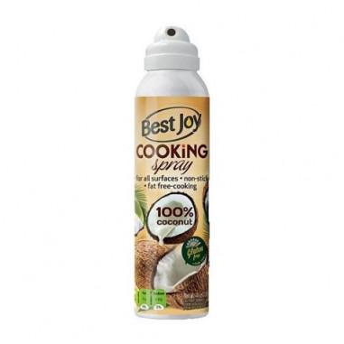 Aérosol de Cuisine à l'Huile de Coco Best Joy 250ml