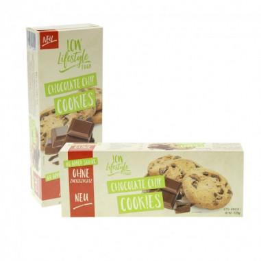 Cookies con Pepitas de Chocolate sin azúcar LCW 135g