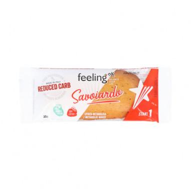 Biscuit FeelingOk Savoiardo Start Noisettes 35 g
