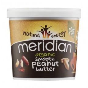 Manteiga de amendoim orgânico Meridian 1 kg