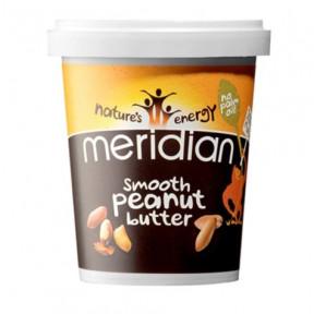 Beurre d'arachide croustillant Meridian 454g