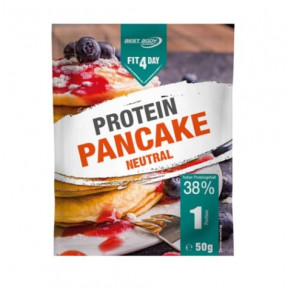 Fit4Day no added sugar Protein Pancakes 50g