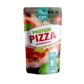Fit4Day Protein Pizza 250g