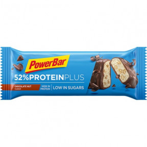 PowerBar Protein Plus bar 52% Chocolate 50g
