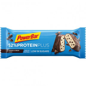PowerBar Protein Plus bar 52% Galletas con Crema 50g