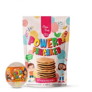 Preparado de Tortitas para niños PowerrrPancake con huevo sorpresa Clean Foods 425 g