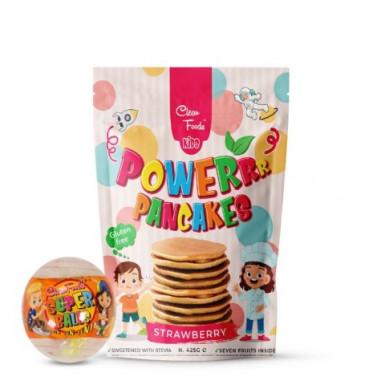 Preparado para Panquecas Kids PowerrrPancake da Clean Foods 425 g