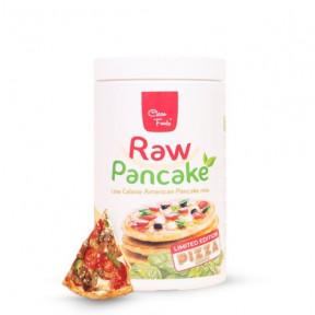 Preparado para Tortitas Low-Carb Raw Pancake sabor Pizza Clean Foods 425 g