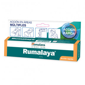 Gel apaisant Rumalaya Himalaya 30 g