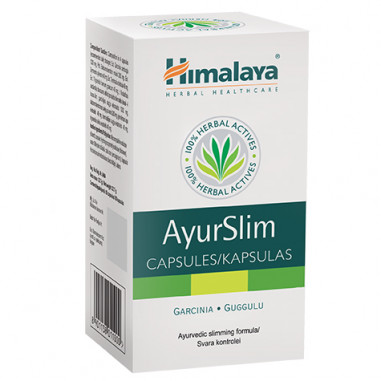 AyurSlim extracto de Garcinia 60 cápsulas HIMALAYA