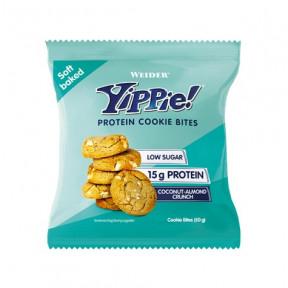 Weider Yippie! Protein Cookie Bites Cocnut-Almond Crunch 50g