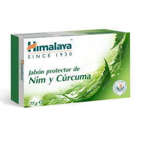 Jabón de Nim y Cúrcuma Himalaya 75g