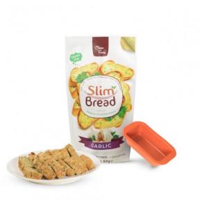 Slim Pan de Ajo 10 x 50g de Clean Foods