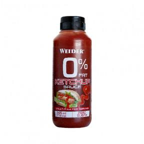 Molho Ketchup 0% Weider 265 ml