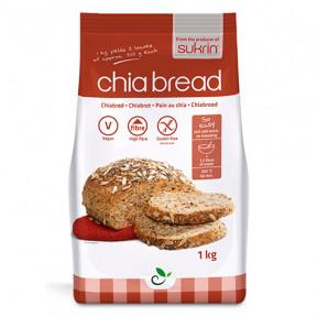 Preparado para Elaborar Pan de Chia y Cáñamo Sukrin 1kg