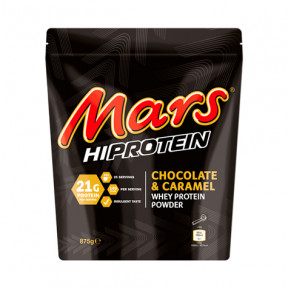 Proteína en Polvo Mars Chocolate y Caramelo 875g
