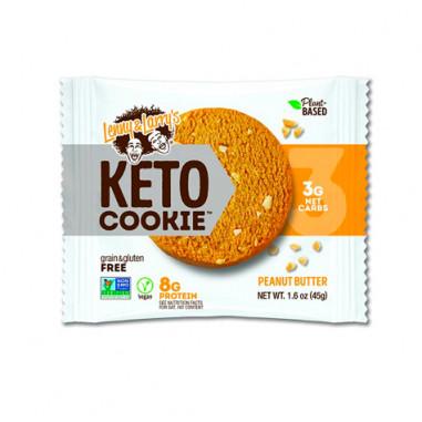 Biscoito Keto com Sabor Coco Lenny & Larry 45 g