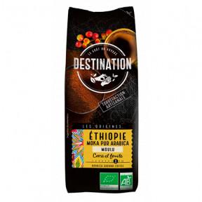 Café Molido Ecológico Etiopía Moka 100% Arábica Destination 250 g