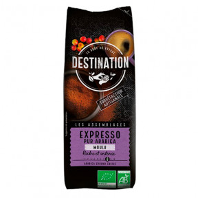 Café Moulu Express 100% Arabica Bio Destination 250g