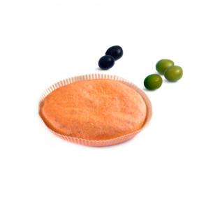 Pizza CiaoCarb Protopizza Fase 1 Natural con Aceite de Oliva Virgen Extra 50 g