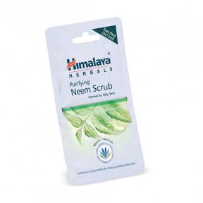 Exfoliante Purificante de Nim Himalaya (sobres) 2 x 6 ml