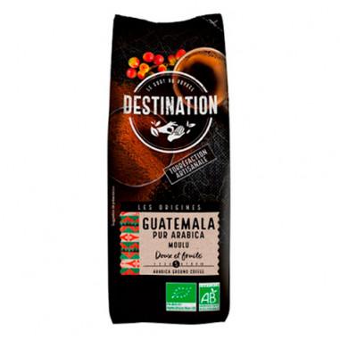 Guatemala Ground Pure Organic Coffee 100% Arabica Destination 250 g