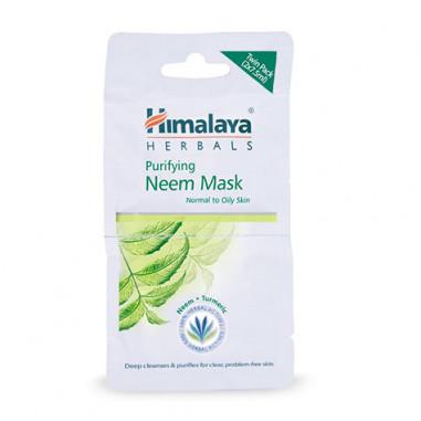 Masque facial Purifiant Neem Himalaya 2 x 7,5 ml (sachets)