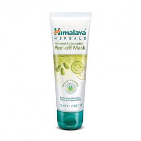 Mascarilla Peel-Off de Pepino y Almendra Himalaya 75 ml