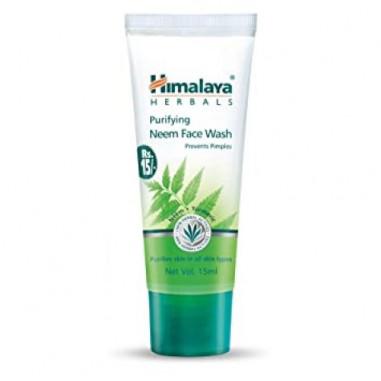 Himalaya Neem Nettoyant Purifiant Facial 15 ml