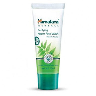 Nima Himalaya Purifying Facial Cleanser 15 ml