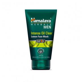 Lemon Facial Cleanser for Men Himalaya 100ml