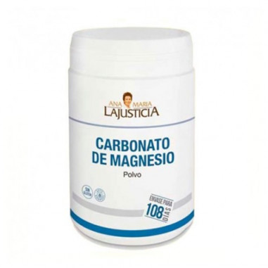 Carbonato De Magnesio Ana María Lajusticia Polvo 130 g