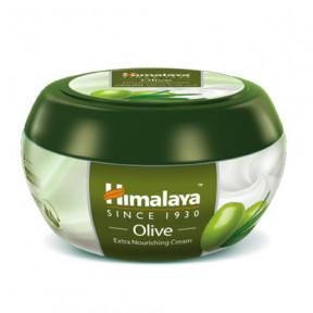 Crème d'olive extra nourrissante Himalaya 150ml