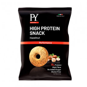 High Protein Snack sabor Avelãs Pasta Young 55g