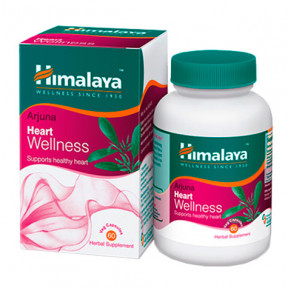 Arjuna Heart Wellness Himalaya 60 tablets